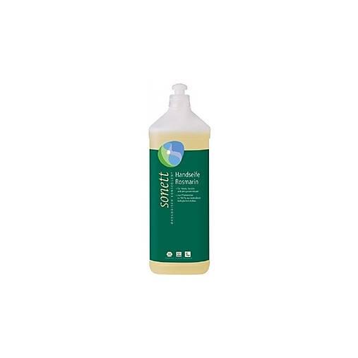 Tekuté prírodné mydlo Sonett - 1L (Tekuté prírodné mydlo Sonett - 1L Rozmarín)