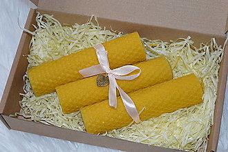 Svietidlá a sviečky - Darčekové balenie - 12308922_