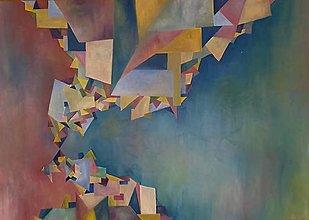 Obrazy - Metamorfózy polygónov I. - 12308338_