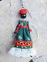 """Náhrdelníky - Náhrdelník """"Frida"""" - 12311738_"""