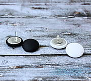 Náušnice - Náušnice zapichovačky Minimalist - 12311070_