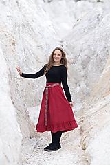 Sukne - sukňa Meggy - 12310524_