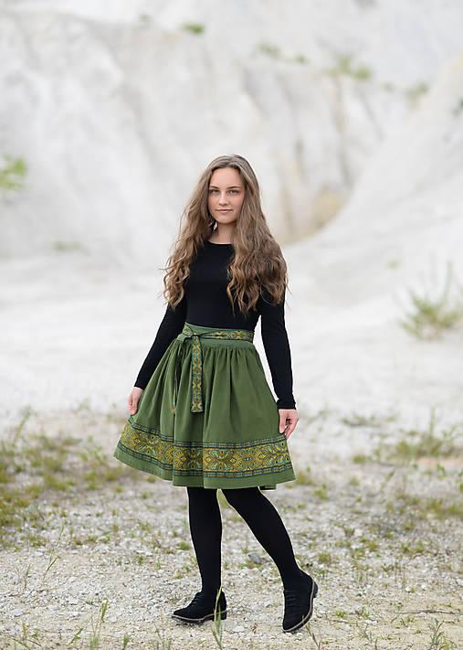 Sukne - sukňa Karina  - 12310352_
