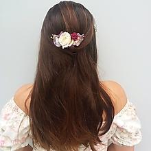 """Ozdoby do vlasov - Hrebienok """"Kathy"""" - 12314429_"""