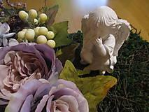 Dekorácie - Dekorácia na hrob - 12315170_