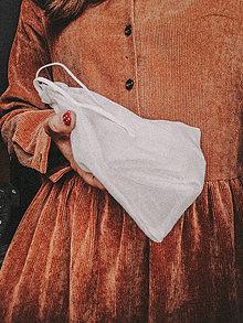Úžitkový textil - Vrecko na zeleninu a ovocie - 12312611_