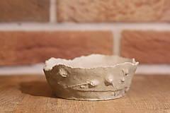 Mydelnička pestrec plus pohár na kefky