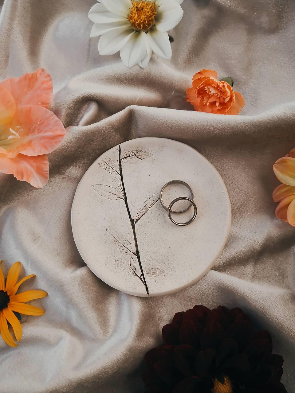 Prstene - Podobrúčka s konárikom  - 12322016_