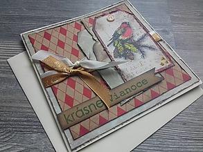 Papiernictvo - ...pohľadnica vianočná... - 12318215_