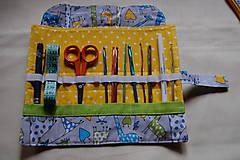 Iné tašky - na háčiky - 12321726_