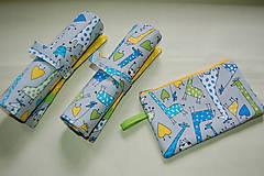 Taštičky - žirafky - 12321784_