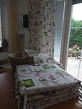 Úžitkový textil - Závesy, vankúše, podsedáky, obrusy - 12323914_