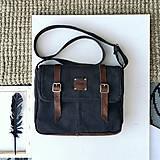Veľké tašky - Taška Aspen Compact (antracit) - 12322271_