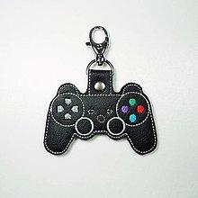 Kľúčenky - Prívesok herný ovládač - 12325747_