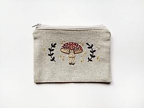 Taštičky - Taštička - čarovná krúbik - 12323398_