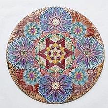Obrazy - Mandala nových začiatkov - 12323810_