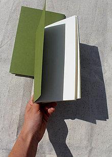Papiernictvo - Zošit so štruktúrovanou obálkou - 12327319_