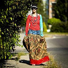 Sukne - Origo sukňa mag orient - 12328725_