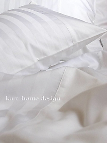 Úžitkový textil - Posteľná bielizeň ESTEREL damask - 12328449_