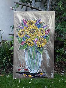 Obrazy - Vôňa Slnka a lásky - 12328187_