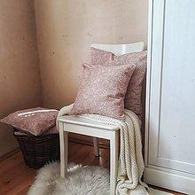Úžitkový textil - Obliečka na vankúš Papradie - 12327484_