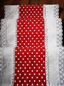 Úžitkový textil - Obrus-štola - 12329879_