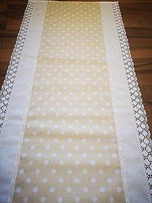 Úžitkový textil - Obrus-štola - 12329915_