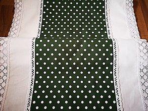 Úžitkový textil - Obrus-štola - 12329935_