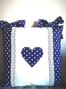 Úžitkový textil - Vankúš - opierka na stoličku - 12330003_