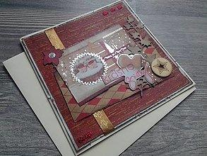 Papiernictvo - ...pohľadnica vianočná... - 12329186_