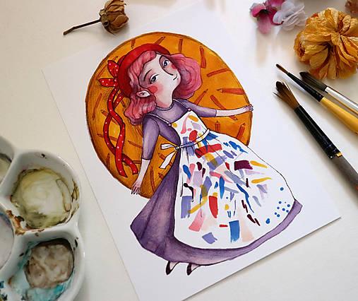 Uhnite, idem maľovať!