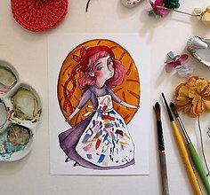 Kresby - Uhnite, idem maľovať! - 12332579_