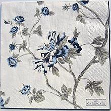 Papier - Servítka  G 119- Charlotte White Large - 12333706_
