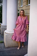 Šaty - Šaty VINTAGE boho - 12333735_