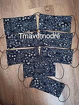 Rúška - Bavlnené rúško - 12331359_