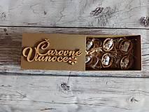 Dekorácie - Jezuliatko v škrupinke v darčekovej krabičke - 12336915_