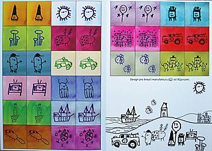 Hračky - Benjamínové pexeso - 12336652_