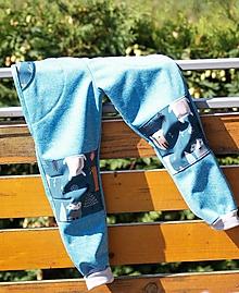 Detské oblečenie - Softshellky do lesa aj do škôlky - 12335132_
