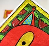 Hračky - Textilné pexeso  (Zvieratká z lesnej tône) - 12335656_