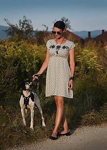 Šaty - Šaty Grey Folk - 12334481_