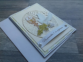 Papiernictvo - ...pohľadnica k 1. sv. prijímaniu... - 12334044_