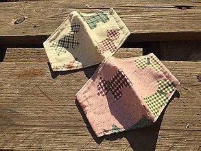 Rúška - XS-detské rúško -psík - 12336212_