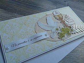 Papiernictvo - ...pohľadnica k 1. sv. prijímaniu... - 12337520_