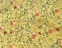 Úžitkový textil - Voskáčik - voskovaný obrúsok MIDI - 12345689_