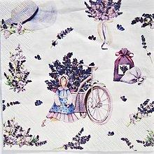 Papier - Servítka  L 76 - 12348462_