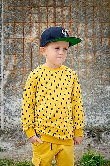 Detské oblečenie - Detská mikina - SUNNIE (organic) - 12348706_