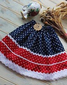 Detské oblečenie - Detská  suknička - 12345398_