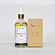 Drogéria - Prírodný telový olej Forget me not - 12347817_