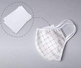 Polotovary - Filter do rúška - H Filter R95 - 12350833_