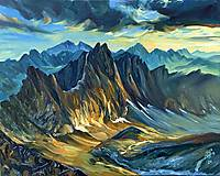 Obrazy - Javorovou dolinou - 12351763_